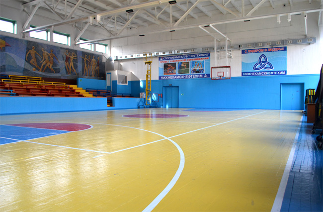 Спортивный зал «Факел»