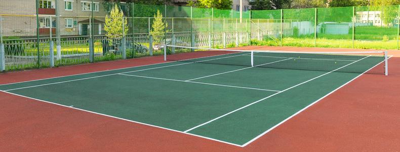 СОК «Дружба» приглашает нижнекамцев на новый теннисный корт