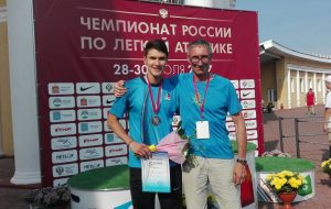 Наперекор ветру: барьерист Айдар Гилязов стал серебряным призёром Чемпионата России