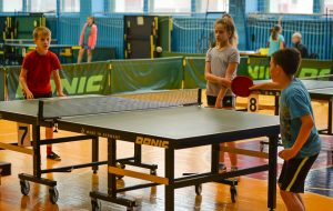 Анонс турнира по настольному теннису
