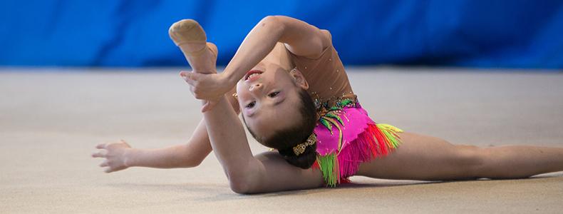 Дополнительный набор в секцию художественной гимнастики
