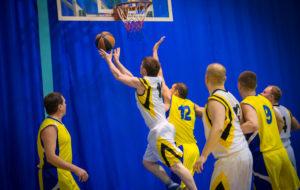 О ходе первенства НКНХ по баскетболу 2 лиги 1 группы