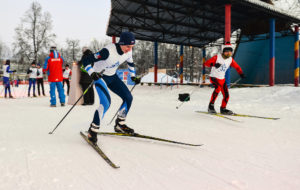 СДЮШОР «Нефтехимик» по лыжным гонкам открыла зимний сезон