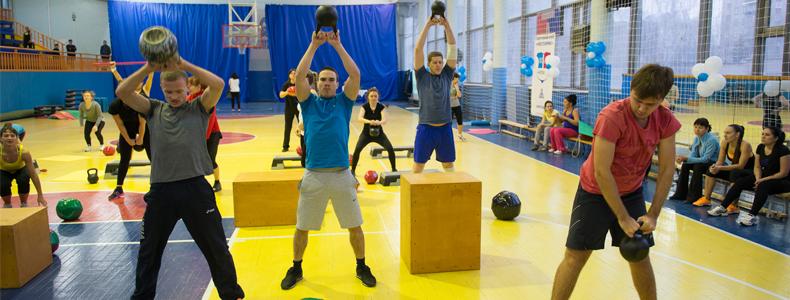 Приглашаем на турнир по парному фитнес-многоборью!