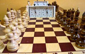 Шахматная интрига: чья команда станет сильнейшей в 1 лиге НКНХ