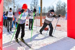 Первенство ПАО «НКНХ» по лыжным гонкам среди руководителей-2018