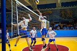 Волейбол руководители НКНХ-2018