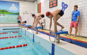 В СОК «Дружба» прошёл турнир по плаванию среди воспитанников спортивно-оздоровительных групп