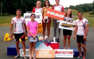 Лыжницы СК «Нефтехимик» отличились на соревнованиях в Удмуртии