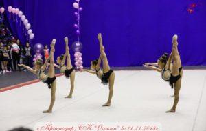 Гимнастки спортклуба «Нефтехимик» собрали награды на турнире в Кубани
