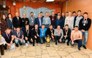 Первенство РТ по футболу (1лига): награды нашли героев