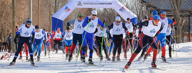 Приглашаем принять участие в многодневном Кубке НКНХ по лыжным гонкам!