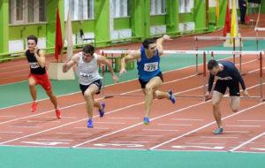 Успехи на всероссийском турнире по лёгкой атлетике на призы Николая Зеленова