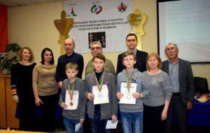 Юный шахматист СК «Нефтехимик» победил в Казани
