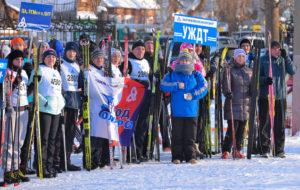 Работники НКНХ выйдут на лыжню