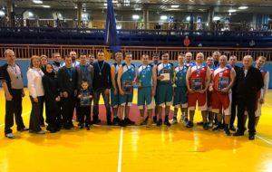 Завод БК — победитель 1 лиги первенства ПАО «Нижнекамскнефтехим» по баскетболу