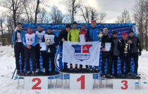 Первенство города по лыжным гонкам: всё золото 1 лиги у нефтехимиков