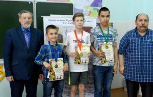Победа шахматиста СК «Нефтехимик» на этапе Гран-при Закамья
