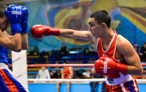 Эмир Басиров — на Всероссийских соревнованиях в Казани