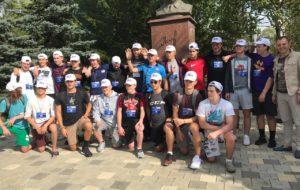 Американские соперники «Нефтехимика ЮХЛ» прогулялись по Нижнекамску