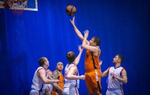 28 января на площадку СОК «Дружба» выйдут баскетбольные команды 1 лиги НКНХ