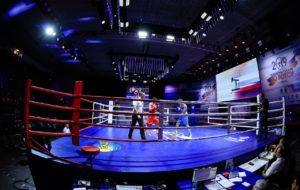 Боксёр СК «Нефтехимик» принял участие в чемпионате России