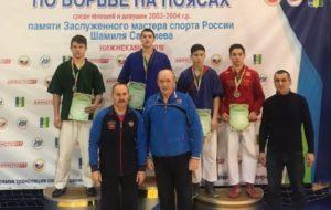 И один в поле воин: победа на Всероссийском турнире памяти Шамиля Садриева