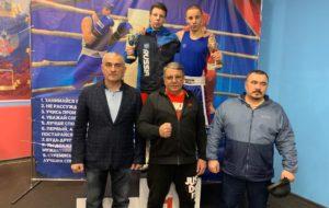 Победа на Кубке мэра Набережных Челнов