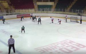 Наши — на Спартакиаде учащихся России по хоккею