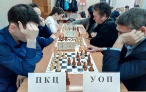 Нефтехимики завершили командное первенство по шахматам