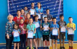 Настольный теннис: состоялся первый после пандемии турнир СК «Нефтехимик» среди детей