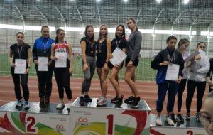 Юные легкоатлеты СК «Нефтехимик» показали отличную форму на первенстве РТ