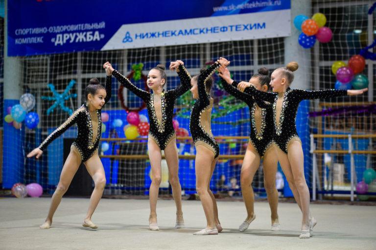Анонс турнира по художественной гимнастике — Спортивный ...