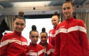 «Хрустальные звёздочки»: гимнастки успешно выступили на всероссийских соревнованиях
