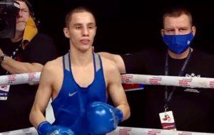 Бронза Спартакиады молодёжи России по боксу